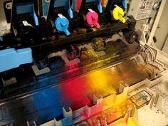 La impresión en el proceso gráfico