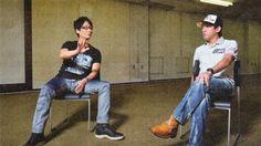 Hideo Kojima and Shinji Mikami Talk Horror Games