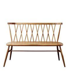 Chiltern bench by ercol.