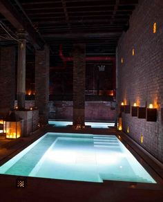 Aire Ancient Baths (New York)