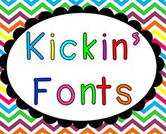 Sunday Planning and Font Frenzy Teacher Fonts, King Logo, Sunday, Clip Art, Graphics, How To Plan, Domingo, Graphic Design, Printmaking