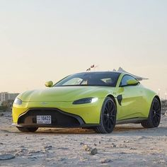 """2,345 Likes, 16 Comments - Aston Martin Motorsports (@am_motorsports) on Instagram: """"New Vantage Photo by @shmee150"""""""