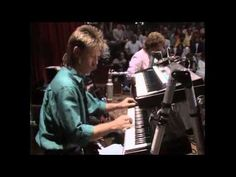 Lee Ritenour & Dave Grusin - ST. ELSEWHERE (Live) - YouTube.  This man is a cool jazz genius