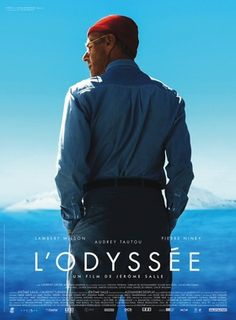 The Odyssey (film) - I can't wait to watch it, grew up watching Jacques Cousteau nonstop :)