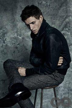 Male Model Scene — designscene: EDDIE REDMAYNE TAKES THE COVER OF...