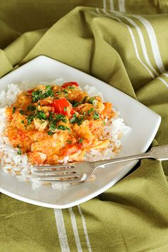 Sunshine Coast Relaxed Recipes | Crazy about coconuts - Brazilian Fish Curry