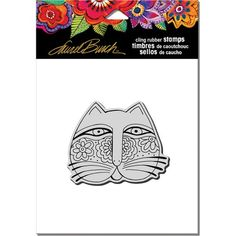 Laurel Burch Rubber Stamps - Crafts / Cardmaking / Cats / Stamping - Memorycrafts.co.nz