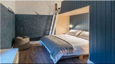 modern lakás, hálószoba - Luxusházak, lakások Bed, House, Furniture, Home Decor, Decoration Home, Stream Bed, Home, Room Decor, Home Furnishings