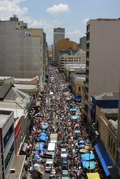 March 25th Street - São Paulo, #Brazil