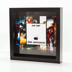Father's Day frames, choice of wording and choice of minifigure!!!