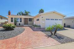 3681 Belford St, San Diego, CA 92111. 3 bed, 2 bath, $599,000. Single story home wi...