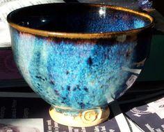 Peters Pottery: Chun glaze WITH RECIPES!