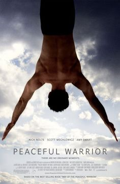 Peaceful Warrior , starring Scott Mechlowicz, Nick Nolte, Amy Smart, Tim DeKay. A chance encounter with a stranger changes the life of a college gymnast. #Drama #Romance #Sport