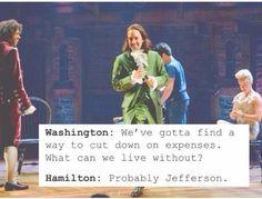 #hamilton #thomasjefferson #tumblr