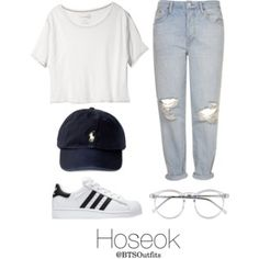 Disneyland with Hoseok