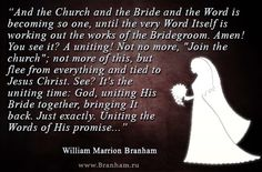 Bride and the Bridegroom