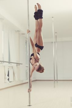 Yes! So getting a pole