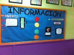 Cartel informativo de actividades complementarias.