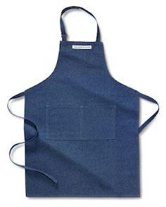 William Sonoma chef's apron, by way of hostonpost.blogsp...