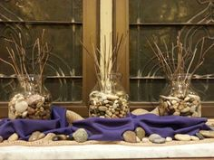 Lenten display/catholic 2016 St. John the Evangelist Jackson, MI  art & environment