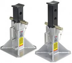 Shop a great selection of OTC 1780 Jack Stands, Capacity. Find new offer and Similar products for OTC 1780 Jack Stands, Capacity. Lawn Equipment, Tools And Equipment, Mechanic Shop, Lifted Cars, Shop Layout, Shop Plans, Welding Projects, Automotive Tools, Stuff To Buy