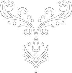 AnnaBodiceMotifOutline150ppi | Stitchwerx Designs