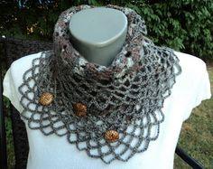 crochet by faye: Tusculum Cowl