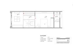 Plano planta segundo piso