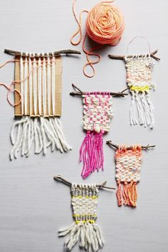 fiber weaving for kids - fiber weaving - fiber weaving art - fiber weaving for kids - fiber weaving wall hangings - weaving wall hanging fiber art - textile fiber art weaving - weaving jewelry fiber - weaving projects loom fiber art Weaving For Kids, Weaving Art, Loom Weaving, Paper Weaving, Hand Weaving, Weaving Projects, Craft Projects, Macrame Projects, Kids Crafts