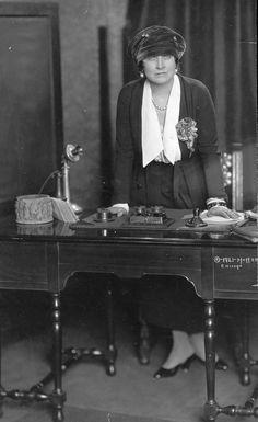 Mary Garden (20 February 1874 - 3 January 1967)
