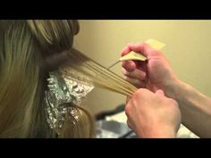 Professional Color Correction// How To Color Correct// Hair 101 with April - YouTube