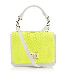 Emilio Pucci Python Shoulder Bag