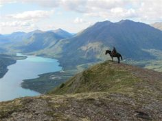 seward alaska mountain run image   Alaska Mountain Biking