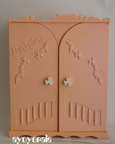 armario Barriguitas rosa