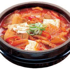 Jjambbong - Spicy Korean Soup