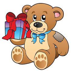 Gift-Giving Bear
