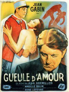 Jean Grémillon: vintage film posters | British Film Institute