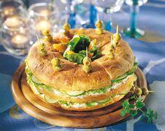 Rengasleipä ja oliivilevite | K-Ruoka