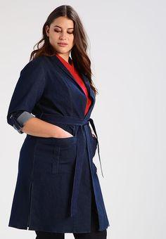 Vêtements Lost Ink Plus Trench - mid denim denim bleu: 80,00 € chez Zalando (au 17/04/17). Livraison et retours gratuits et service client gratuit au 0800 915 207.