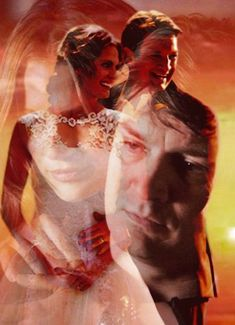 Castle Abc, Castle Tv Shows, Richard Castle, Great Run, Castle Beckett, Nathan Fillion, Stana Katic, Just Married, Movies And Tv Shows