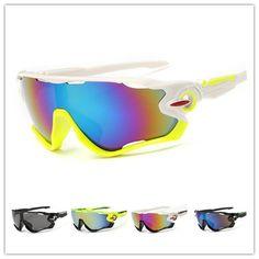 UV400 Óculos de Ciclismo MTB Da Bicicleta Da Bicicleta Sports Proteção Óculos De Homens óculos de Sol Da Motocicleta Reflexiva à prova de Explosão-Óculos