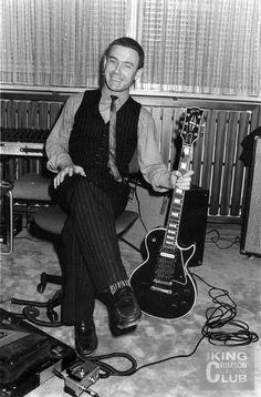 Robert Fripp Photos - May 22, 1979