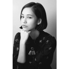 I think my new bob makes me look like Kiko, no? **delusional**
