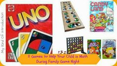 11 Classic Games that can help your child enhance their Math Skills during Family Game Night!