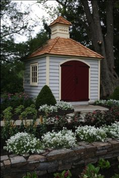 williamsburg love - Garden Sheds Northern Virginia
