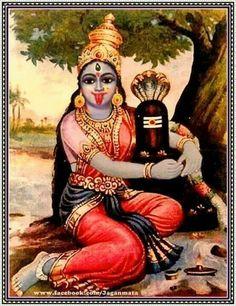 Beautiful Kali Ma