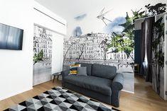 La casa da affittare, Milano, 2016 - Ghostarchitects