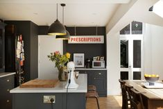 Holmewood Rd SW2 - Plus Rooms Kitchen Extension Layout, House Extension Design, Extension Designs, Extension Ideas, Kitchen Furniture, Kitchen Interior, Furniture Design, Small Sitting Areas, Victorian Terrace House