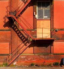Old Fire Exit Stairs   Google Search | Hinterhaus | Pinterest | Stairways