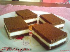 Detský koláčik - Recept Types Of Pastry, Christmas Cookies, Tiramisu, Cake Recipes, Sweets, Cooking, Ethnic Recipes, Kids, Xmas Cookies